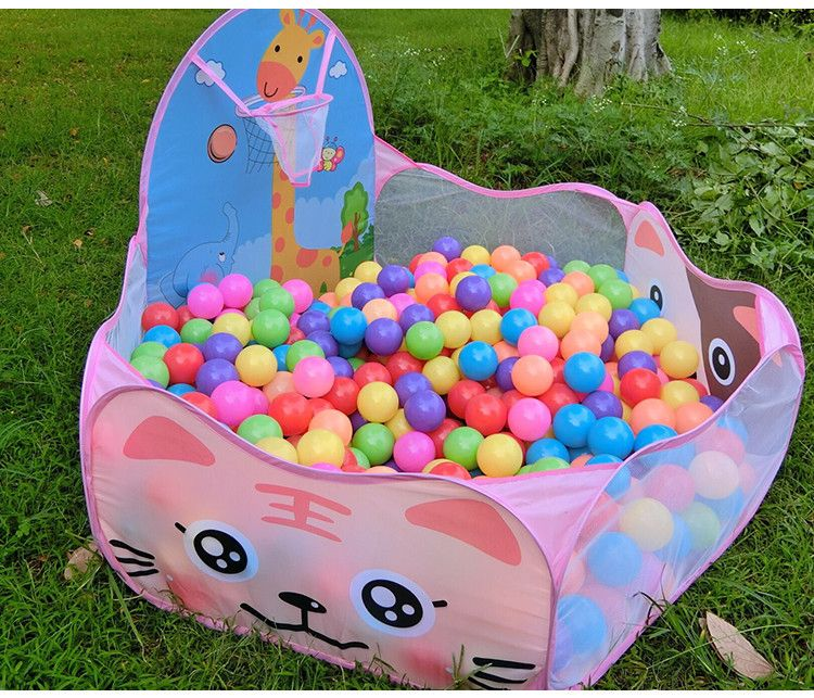 1.2M Baby Playpens For Childrenu0027s Foldable Kids Ball Pool Outdoor/Indoor  Game Tent Toy