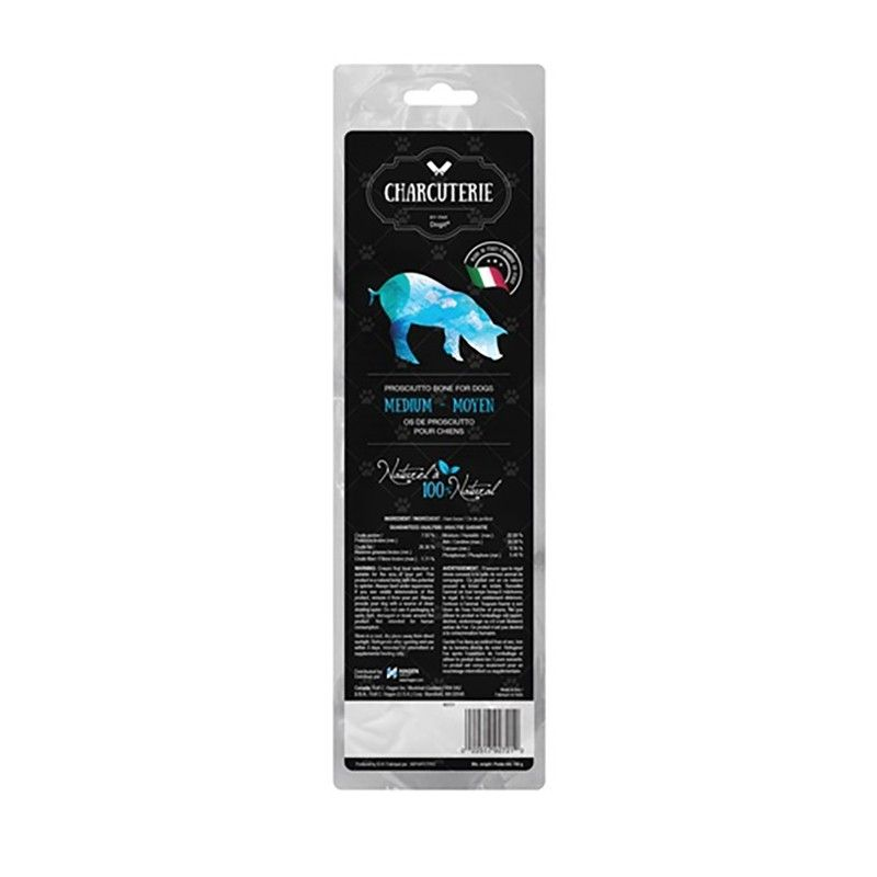 Hagen charcuterie by dogit prosciutto bone for dogs md