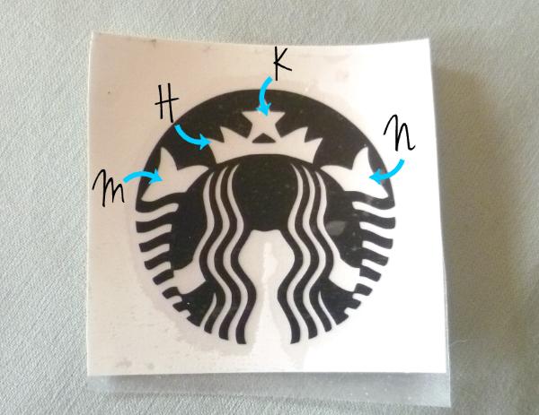 weeding pre eyes Disney starbucks, Starbucks logo