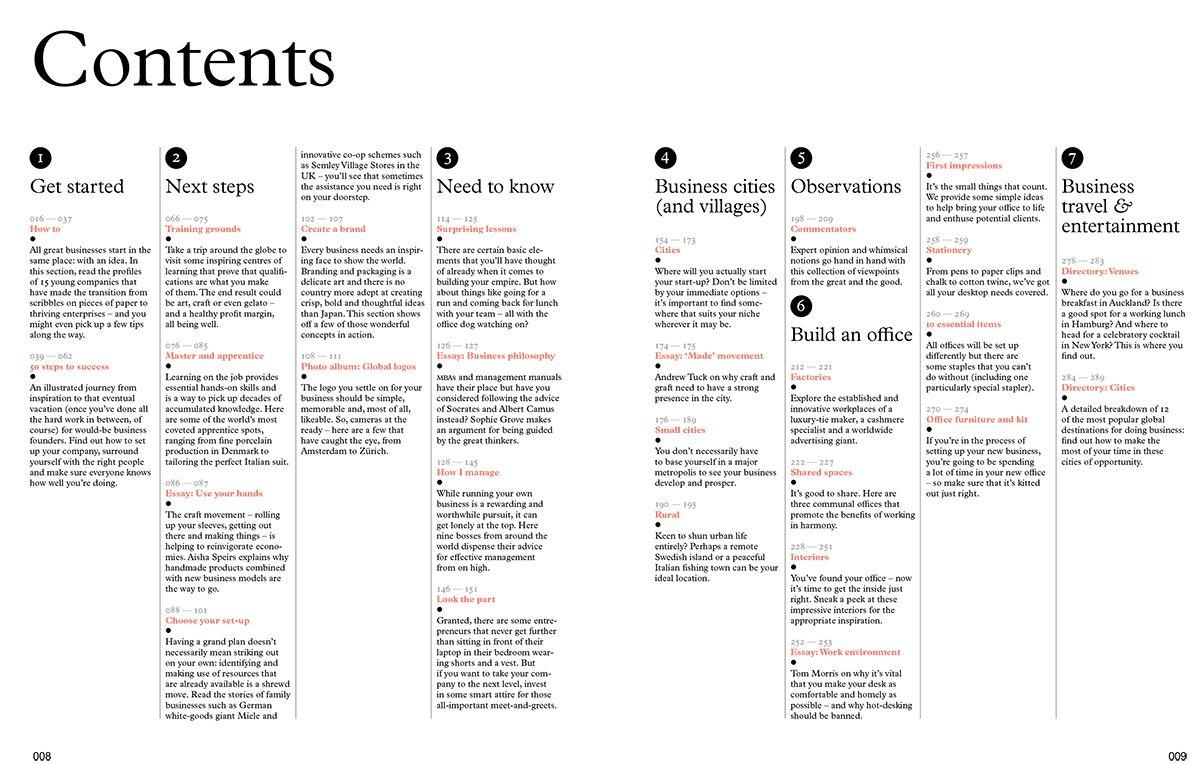 Diseñadores, amigos y demás: the monocle guide to good business.