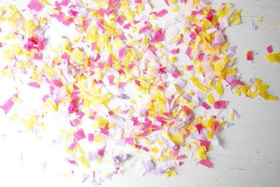 HandForged Confetti by PotterandButler on Etsy, $4.75