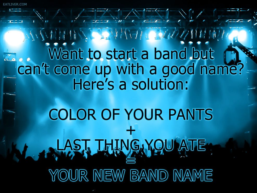Blues Name Generator – Billy Knight