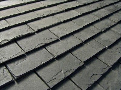 Slate Look Roof Tiles DIY wow these look great if I ever have to
