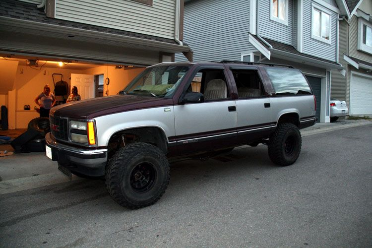93 Suburban Chillin Out Expedition Portal Chevy Suburban