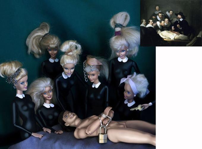 Lección de anatomía del Dr. Nicolaes Tulp, de Rembrandt | medisinal ...