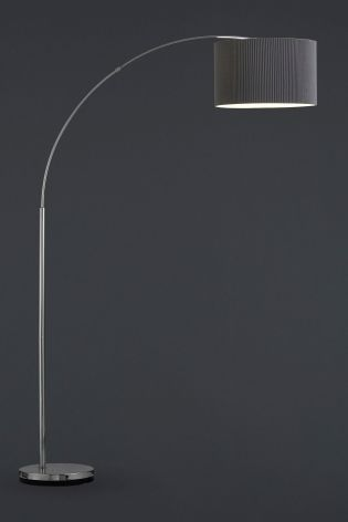 Buy large curve arm floor lamp from the next uk online shop house buy large curve arm floor lamp from the next uk online shop aloadofball Choice Image
