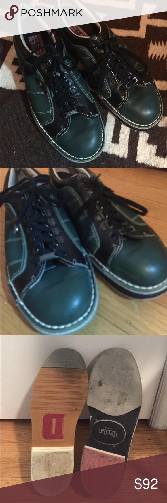 Vintage Bowling Shoes (Dexter SST 5