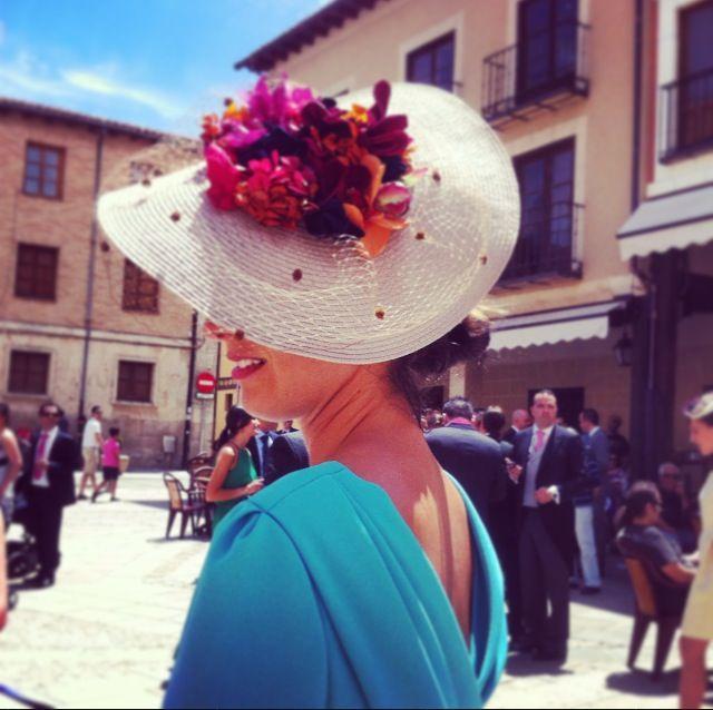 plato flores y tul de Rita Von www.lamasmona.com
