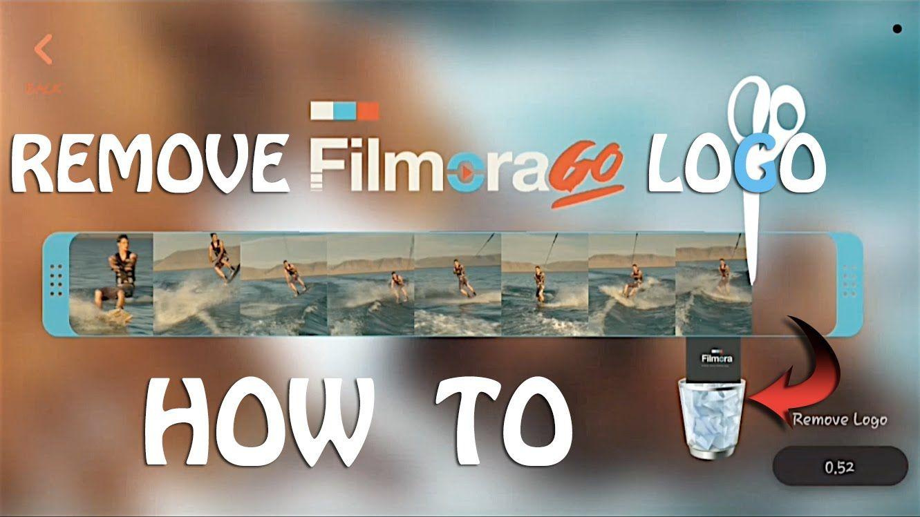 How to Remove Logo from FilmoraGo Video Editor apk App