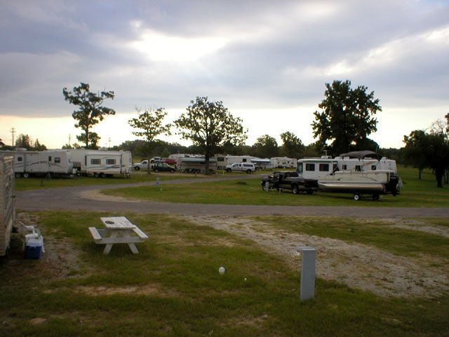 Lake Athens Marina And RV Park