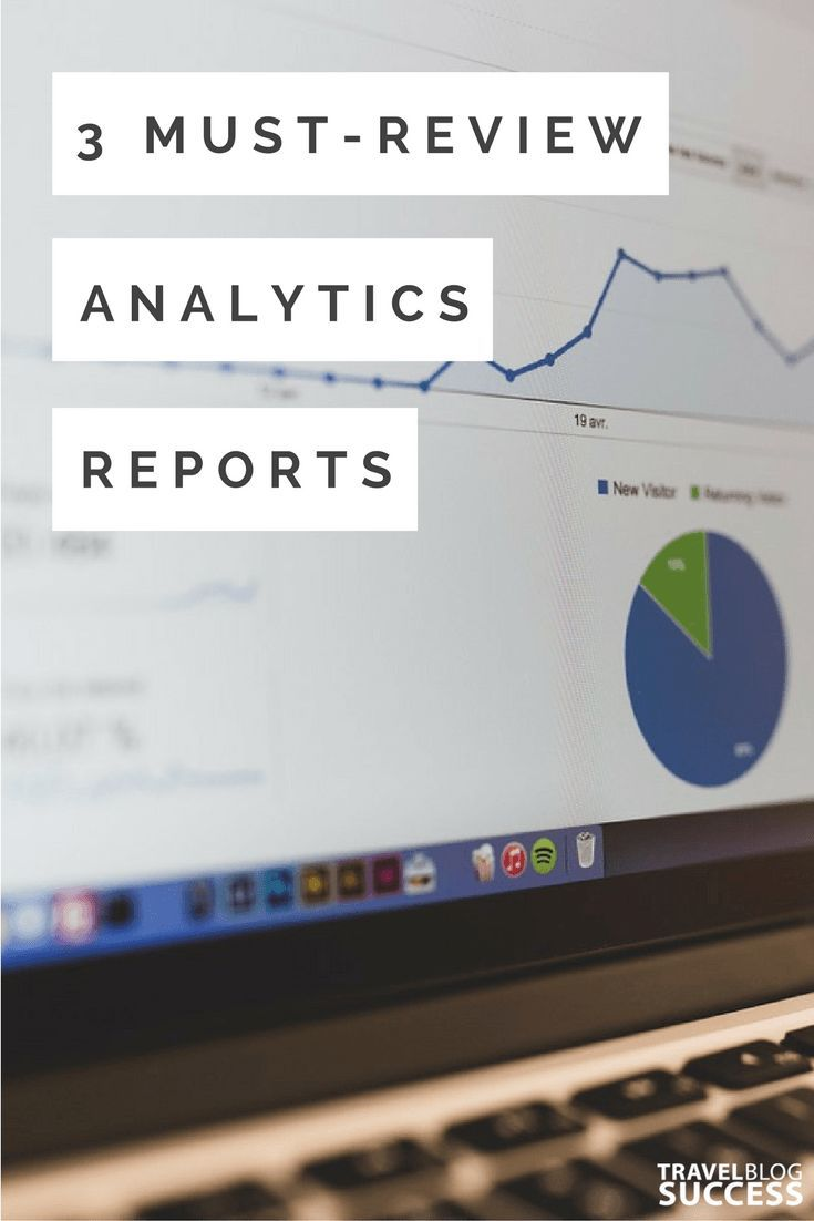 3 Must-Review Custom Google Analytics Reports for Travel Bloggers ...