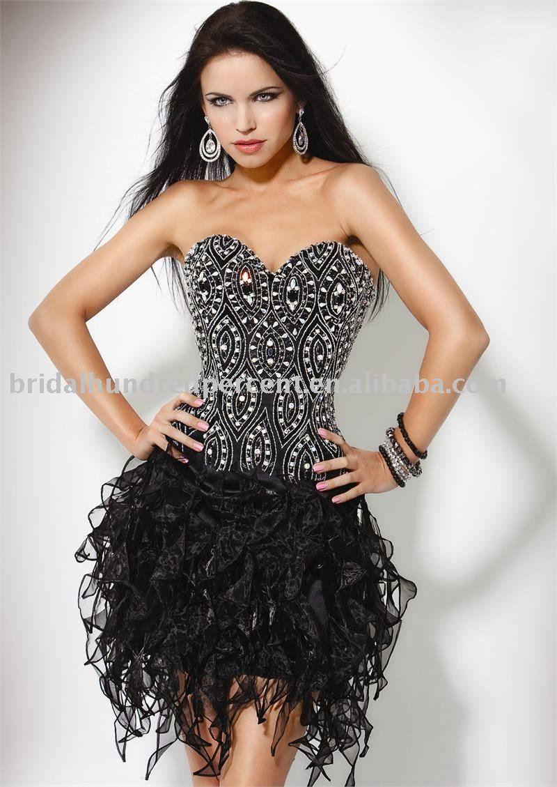 Newest luxury swarovski beaded sexy short prom dress uc prom