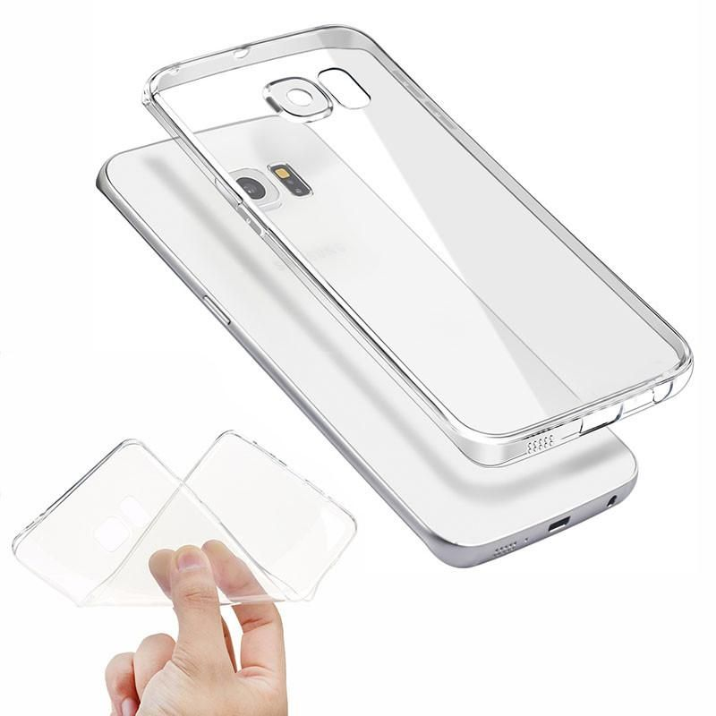 Transparent Clear Case On The For Samsung Galaxy A3 A5 A7 J1 J2 J3 J5 J7 Prime 2015 2016 2017 Soft Tpu Sili In 2021 Samsung Galaxy S6 Edge Cases Samsung Samsung Galaxy