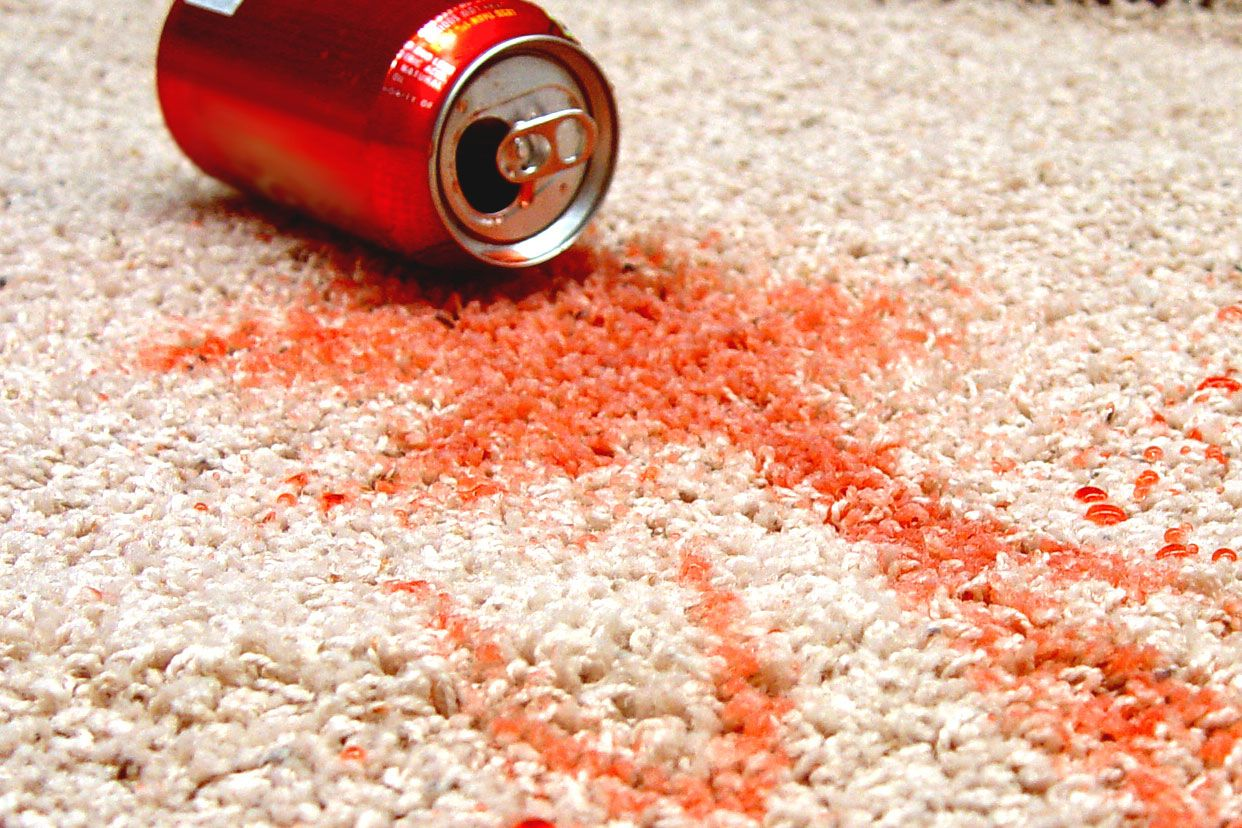 Easy ways to remove carpet stain carpet cleaning hacks
