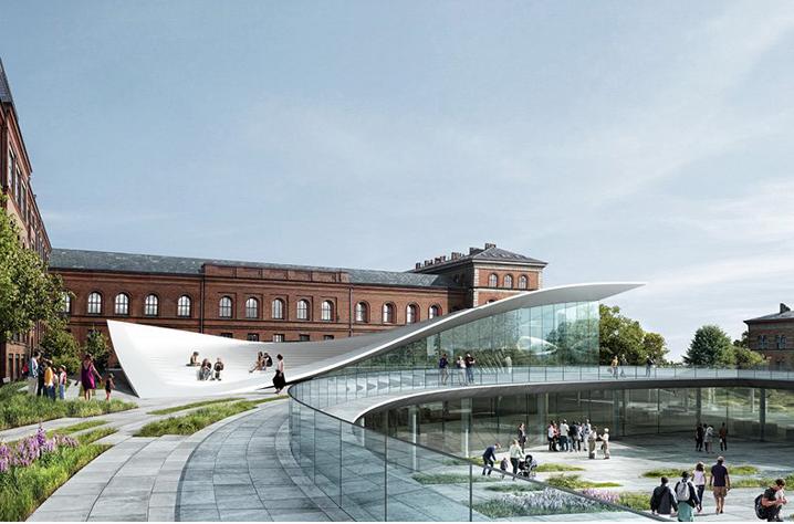 Denmark's Natural History Museum