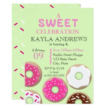 A sweet celebration boys birthday invitation birthday cards a sweet celebration boys birthday invitation birthday cards invitations party diy personalize customize celebration bookmarktalkfo Image collections