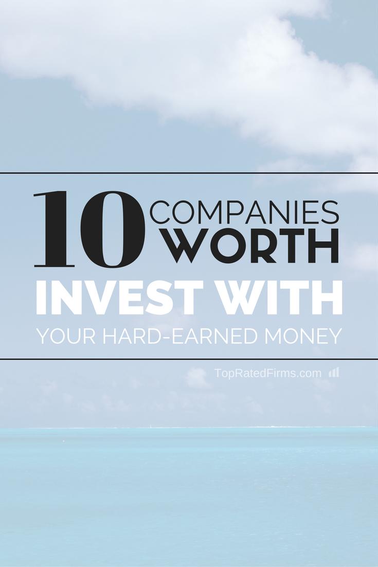10 companies worth invest
