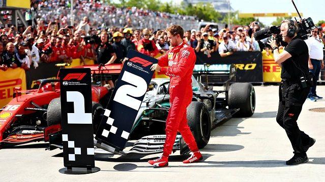 F1 2019Canada Vettel sanctionné, la F1 pénalisée