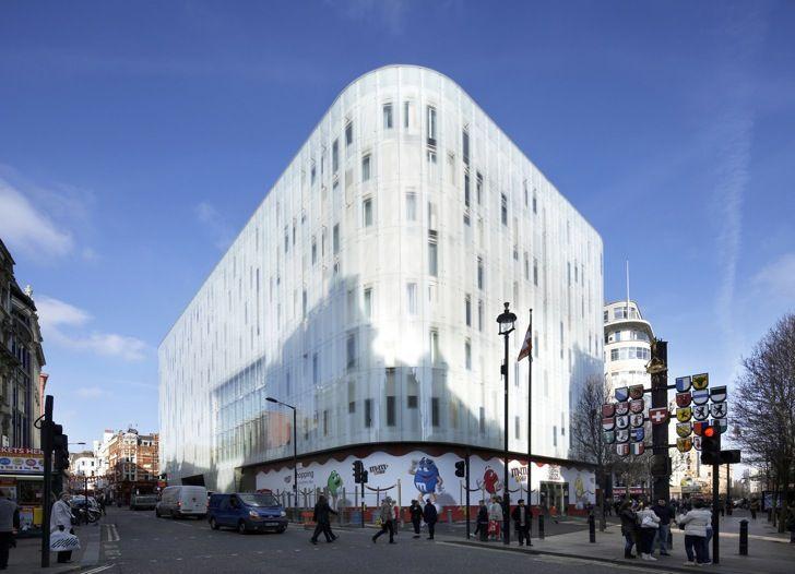 Fassade modern hotel  facade hotel - Google-søk | F a c a d e ...