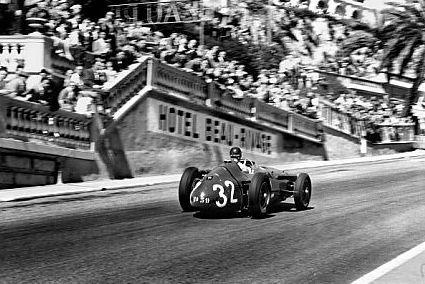 Juan Manuel Fangio, Maserati 250F Monaco Grand Prix 1957
