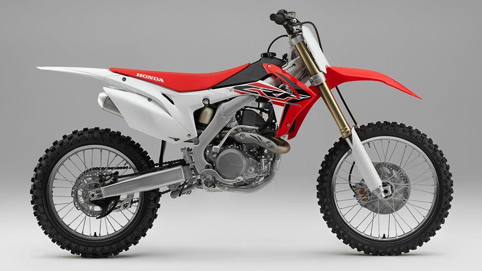 Honda crf 450 2015