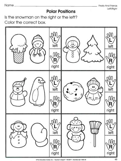 Left And Right Review Worksheet Social Studies Worksheets Kindergarten Worksheets Kindergarten Social Studies Free kindergarten social studies worksheets