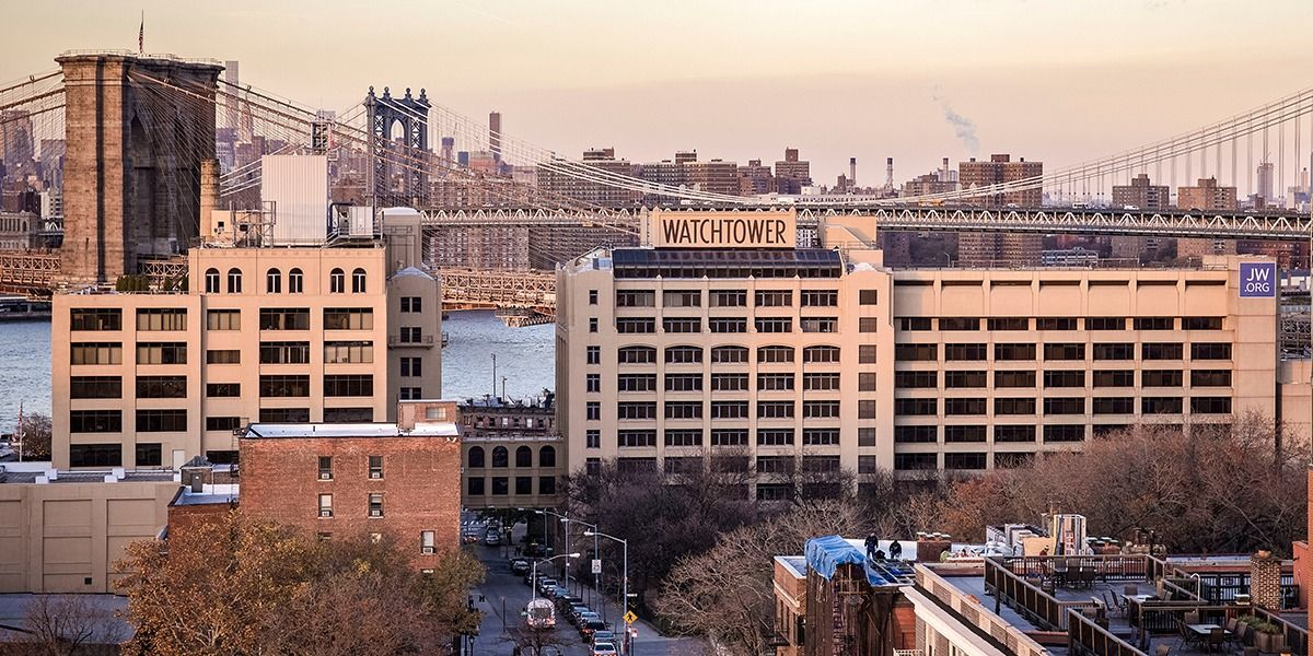 Jehovah S Witnesses Sell 25 30 Columbia Heights Buildings In Brooklyn New York Columbia Heights Brooklyn Bethel Jehovah S Witnesses