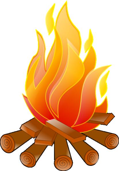 campfire clip art campfire no shadow clip art vector clip art rh pinterest com clipart bonfire night bonfire clipart free