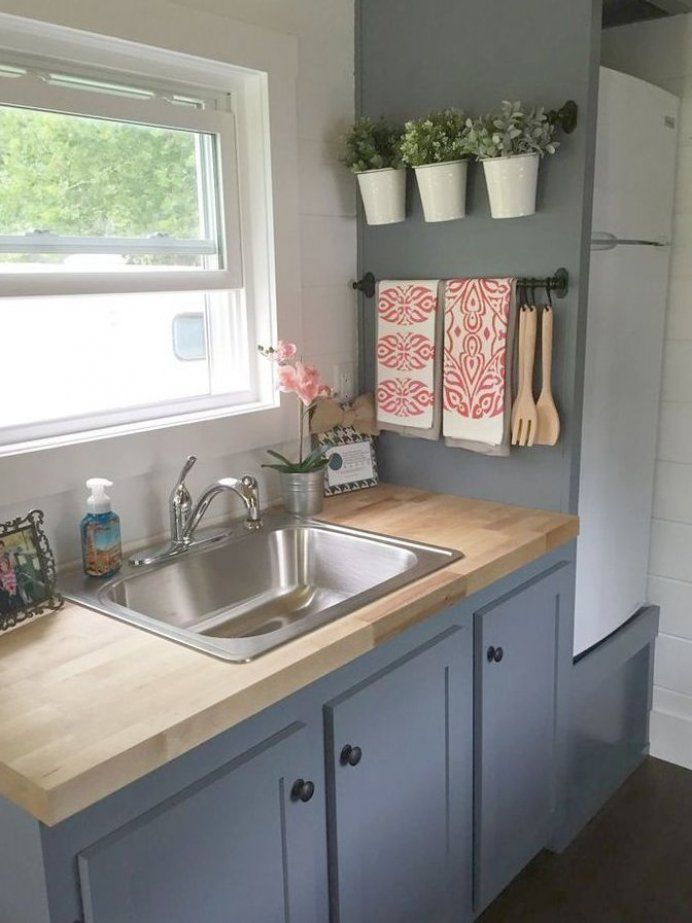 We All Think About House Decoration At One Point Of Time Possibly You Have Actually Sim In 2020 Tiny House Kitchen Kitchen Cabinet Remodel Tiny House Interior Design