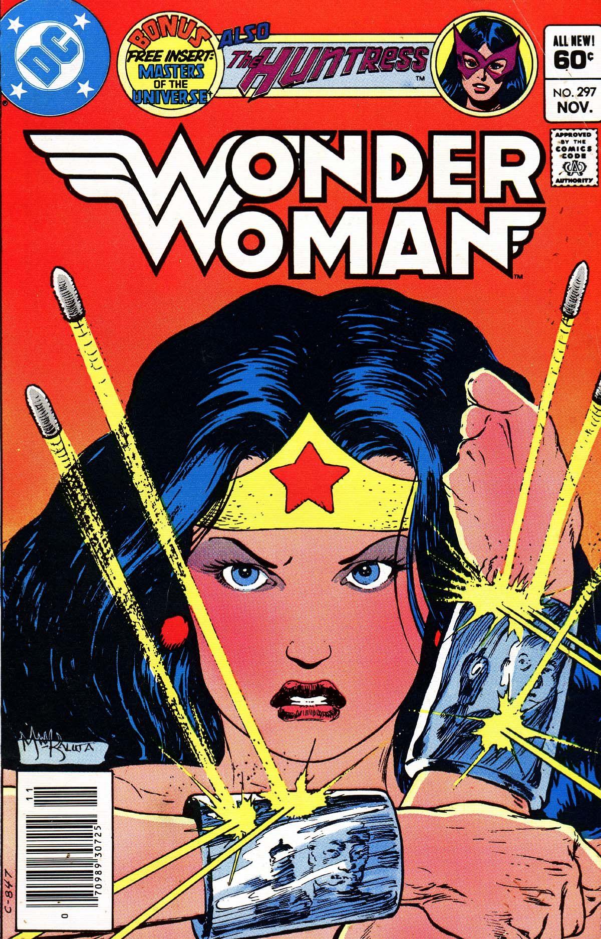 Wonder Woman No.297 (November 1982)