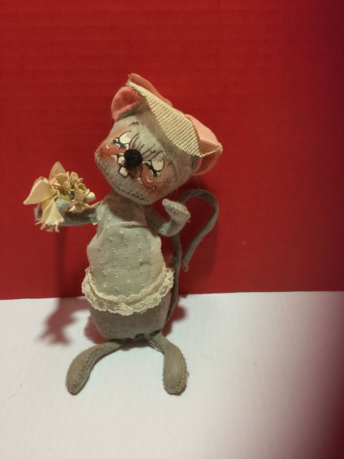 Annalee Mouse ( I bring you flowers)   Hello Dolly San Jose   Pinterest