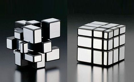 The coolest rubik cube you will find gifts treats for Mirror rubik s cube