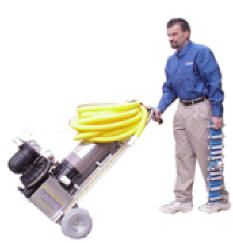 Pool Weasel Portable Pool, Spa And Fountain Vacuum Cleaner