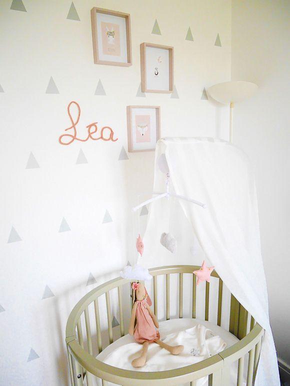 La chambre bébé de Léa | penderie chambre bébé | Pinterest | Chambre ...
