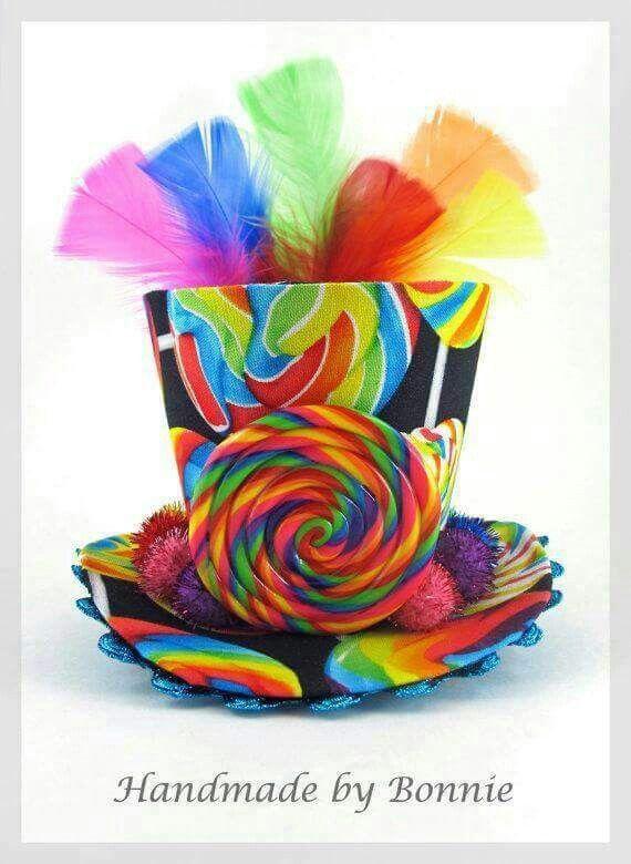 Sombreritos Más Sombrero Loco Para Niña 0f328820f86