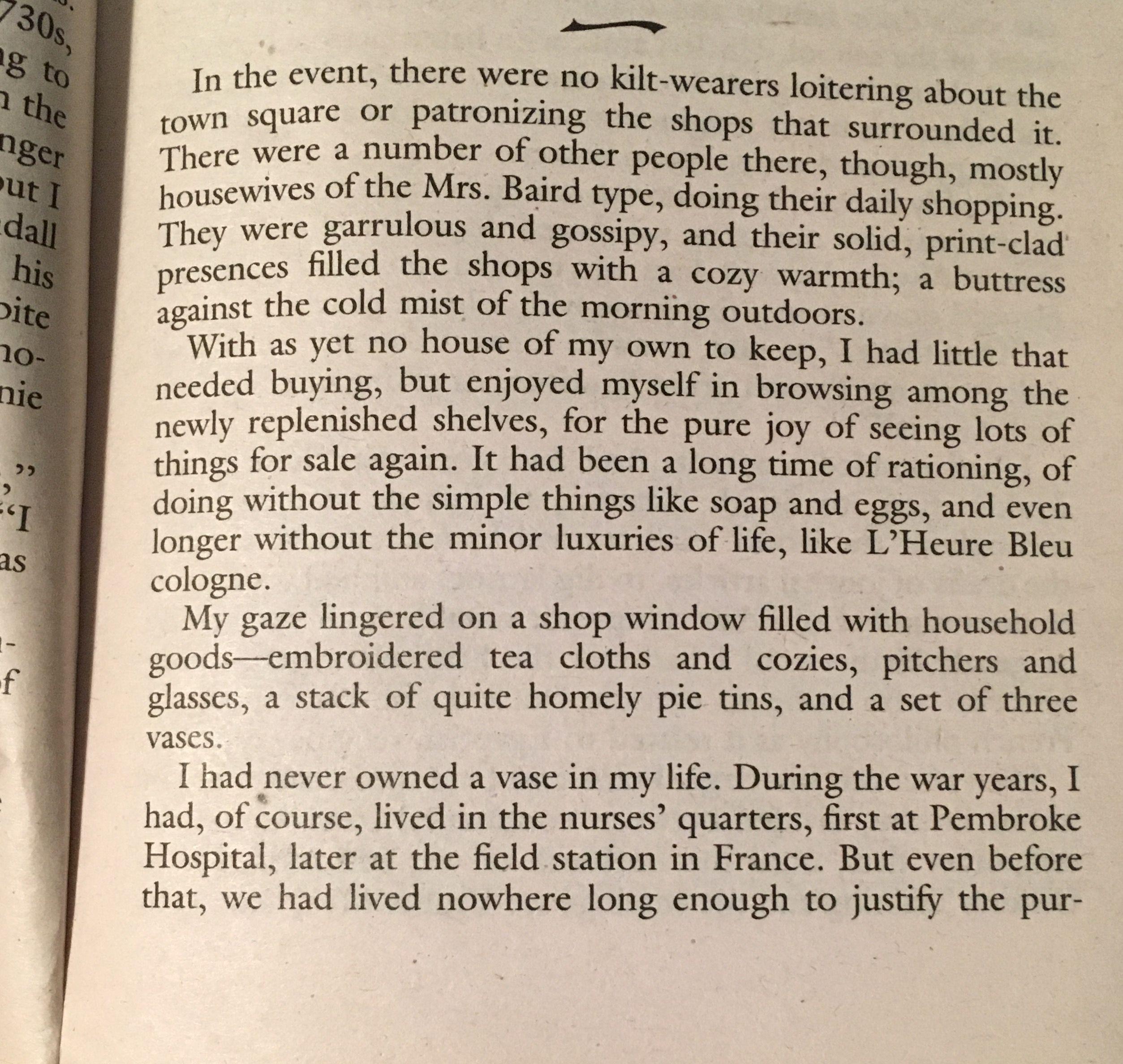 ending paragraphs