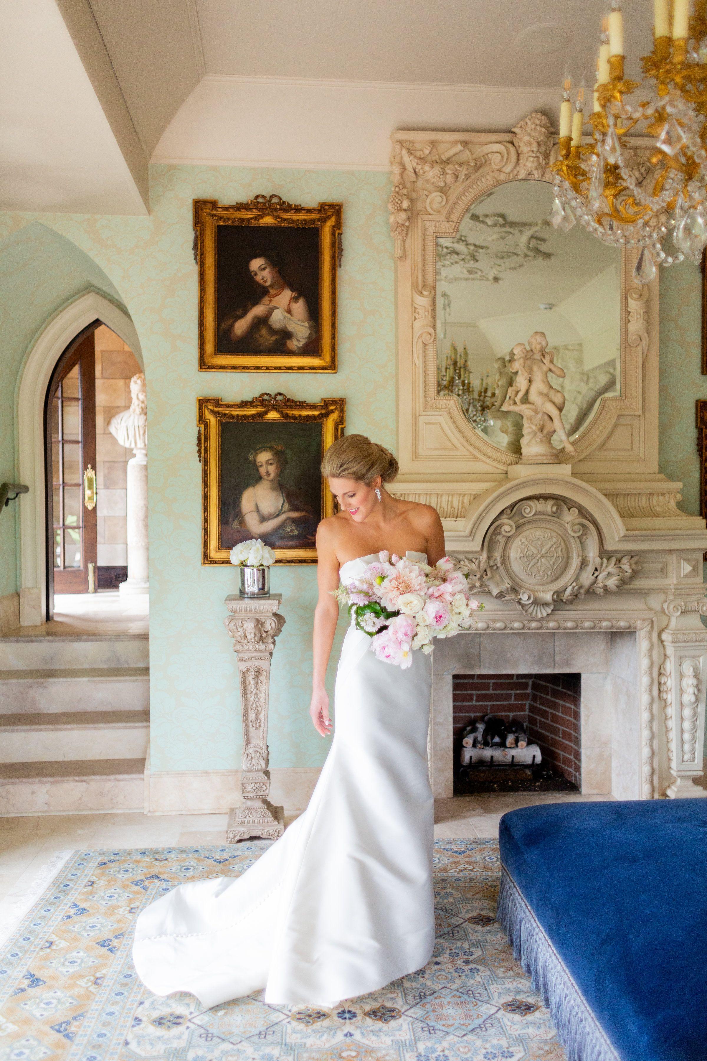 Zelda wedding dress  Refined and elegant Bride Jo Beth was married at a mansion estate