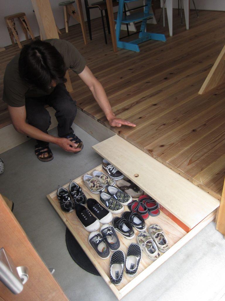 床下収納アイデア集 使い方 便利な活用方法を紹介します 収納