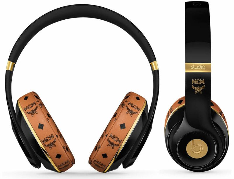 Beats by Dre And MCM Unveil A Stylish Capsule Collection