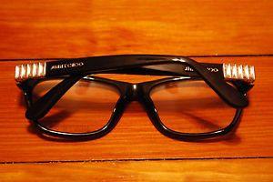 30ada5ae39e0 New Women s Jimmy Choo JC75 807 Jeweled Glasses Frames