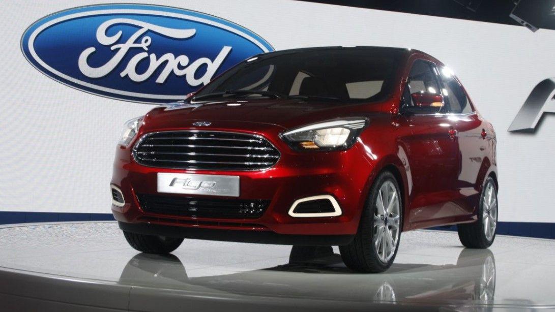 2019 Ford Figo View Concept Interior Engine Price Estimate