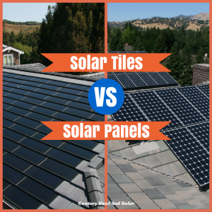solar tiles vs solar panels which type of roof is right. Black Bedroom Furniture Sets. Home Design Ideas