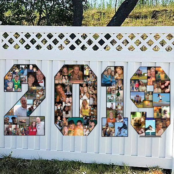 Easy Graduation Party Photo Display Ideas That Will Impress Your Guests