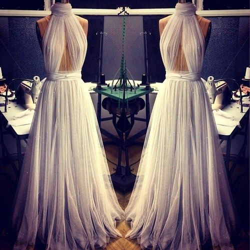 Reception dress, maybe?