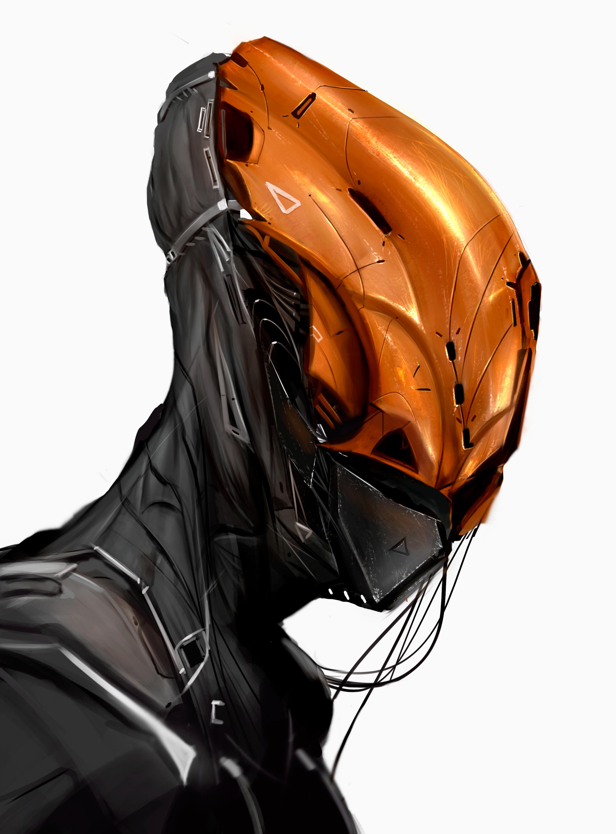 Futuristic Armor Design By Oskar Woinski Futuristic Armour Cyborgs Art Concept Art Characters