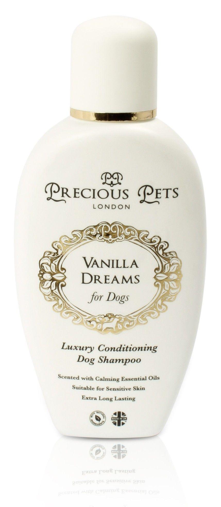 Vanilla Dreams - Luxury Conditioning Dog shampoo: 200ml
