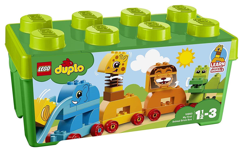 Amazon Ha Rebajado El Set De Lego Duplo Mis Primeros Animales A 24