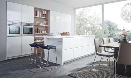 ORLANDO-K PUR-FG-K u203a Schichtstoff u203a Modern Style u203a Küchen - günstige küchen ideen