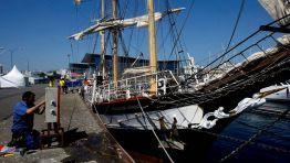 La Tall Ships Race En Imágenes A Coruña Veleros