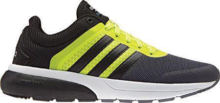 Men's adidas NEO Cloudfoam Flow 2.0 Sneaker - Solar Yellow/Black ...